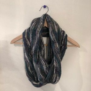 Nordstrom BP multi colored infinity scarf